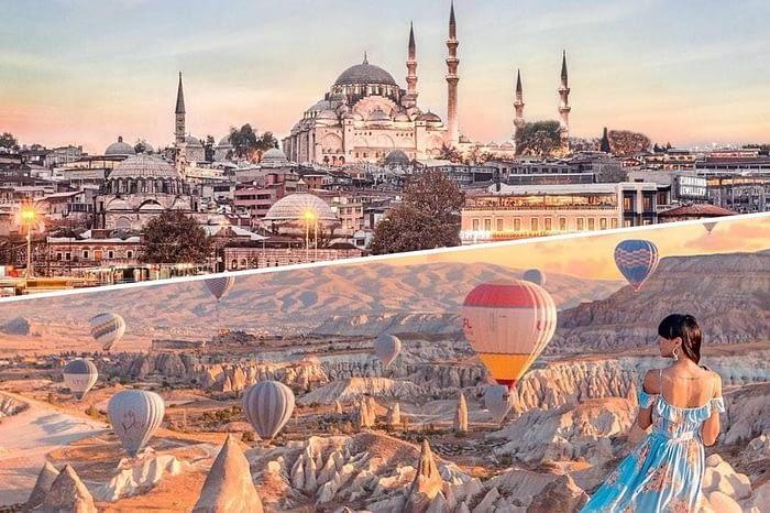 Каппадокия-Стамбул