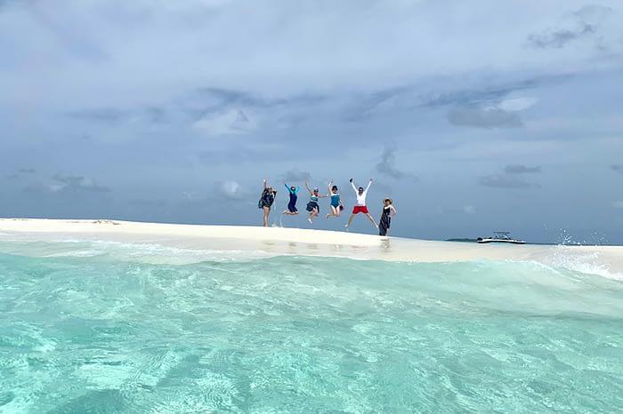 Мальдивы: бирюзовые края